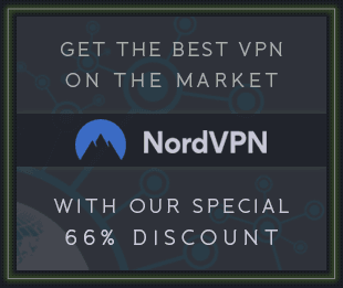 Get the best VPN on the market with 66% Discount!