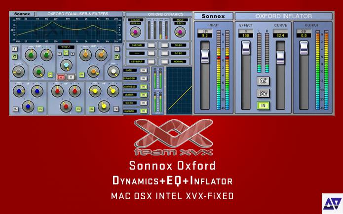 sonnox oxford bundle x64