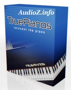 Download 4Front TruePianos v1 9 1 MAC OSX-AP » AudioZ