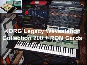 korg legacy wavestation