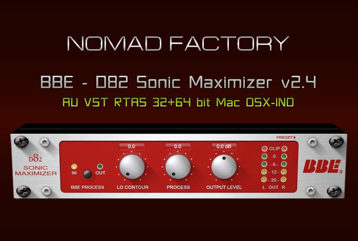 d82 sonic maximizer