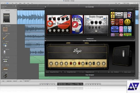 Download Apple Logic Studio 9 1 8 (All GarageBand Jam Packs