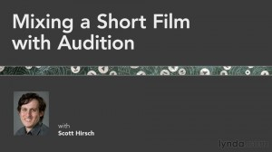 Mixing a Short Film with Audition TUTORiAL screenshot