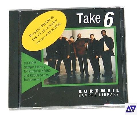 Download Kurzweil Music Systems Take 6 KURZWEiL-TZ7iSO » AudioZ