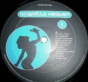 Download Acapella Heaven Vol 1 » AudioZ
