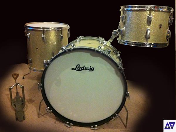 Download [dead] Authentic Samples - Rock Drums / Sparkle Kit