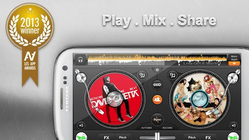 Download Edjing PRO DJ mixer turntables v1 2 1 For Android