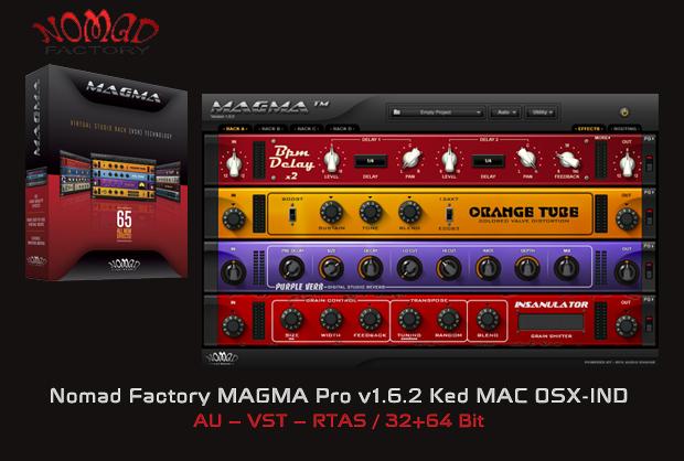 Nomad magma 1.6 vst win download windows 7