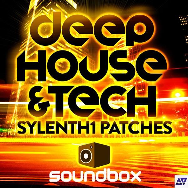 Download soundbox deep house and tech sylenth1 patches for sylenth1 magnetrixx audioz - Deep house tech ...