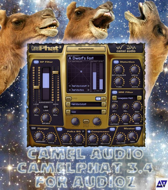 Camelphat 3 serial number