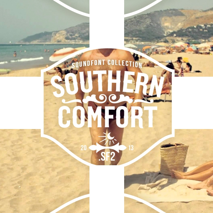 Download AudioBoost Southern Comfort Soundfonts Kit SF2-DISCOVER