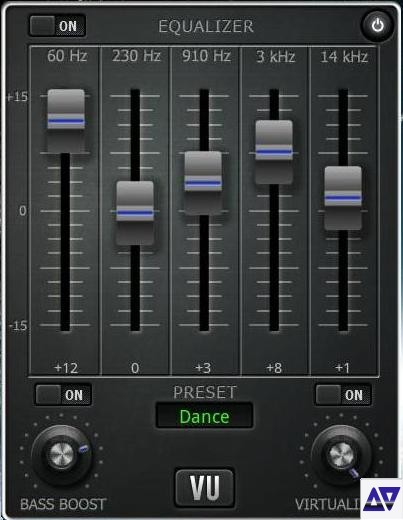 Download Music Volume EQ v2 4 for Android » AudioZ