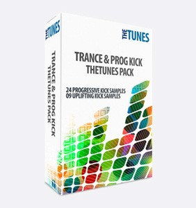 Download TheTunes Trance & Progressive Kick Pack WAV (FREE