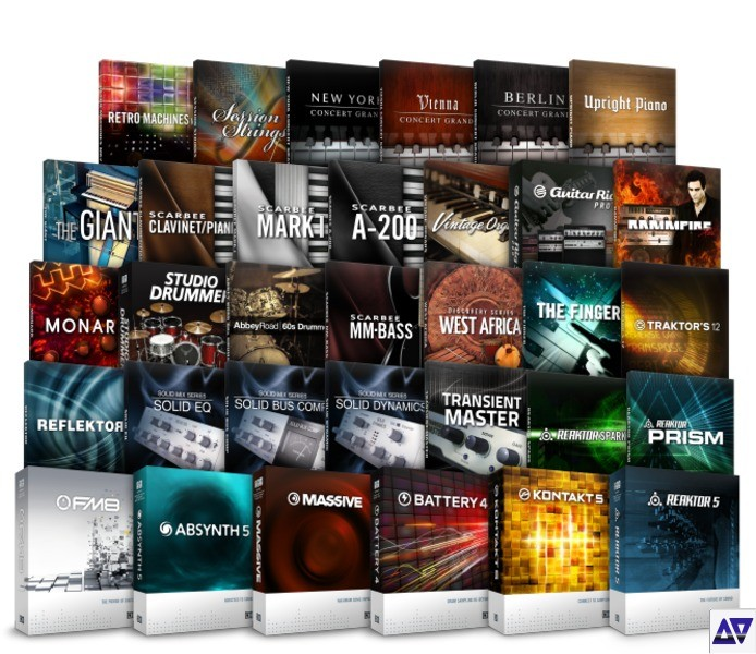 native instruments komplete 9 ultimate download free