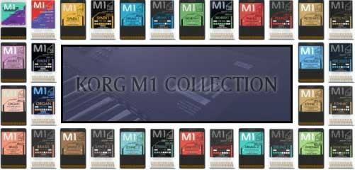 Download KORG M1 Collection » AudioZ
