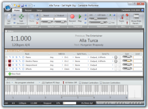 cantabile performer 2.0 64 bit