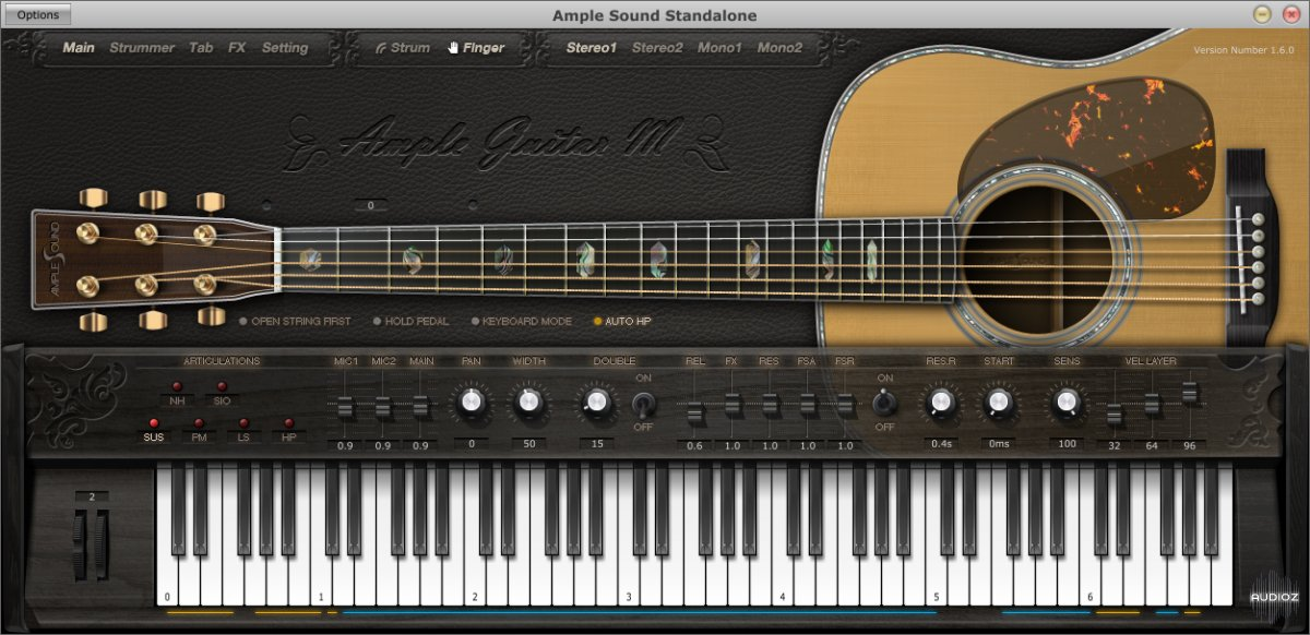 Ample Sound Agf V126 Incl Keygen Free - suppchemerco