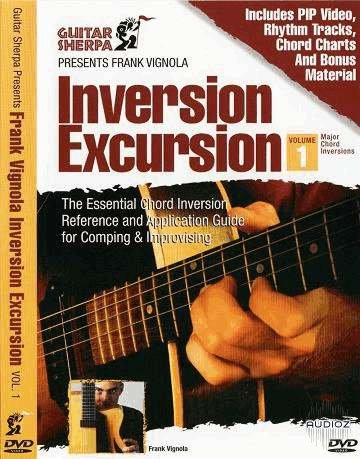 Download Frank Vignola Inversion Excursion Vol 1: Major