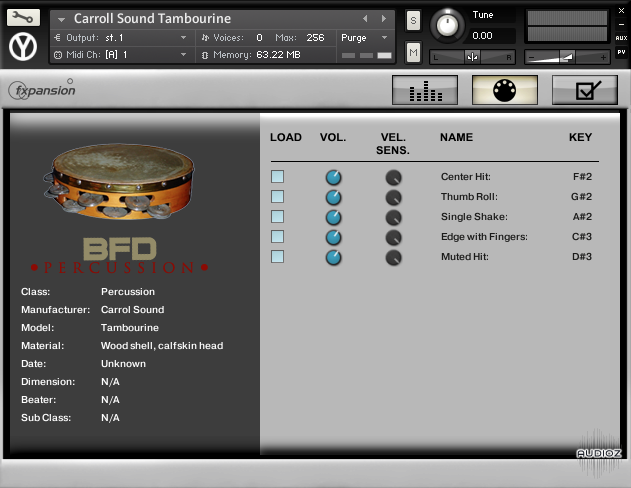 Download FXpansion BFD 3 for Kontakt - Kits 2 and 3 from File