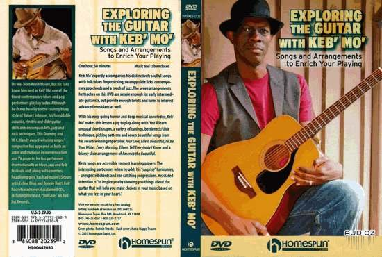 Download Homespun Keb Mo Exploring The Guitar Dvd 2007 Audioz