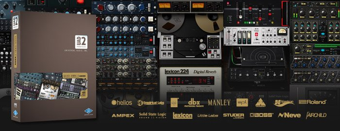Download Universal Audio UAD-2 Powered Plug-Ins Full cracked