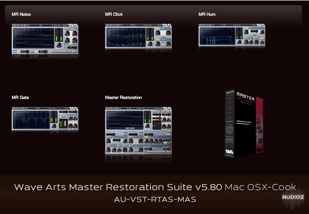 wavearts master restoration suite скачать