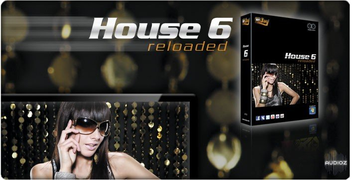 Download eJay House 6 Reloaded v6 01 0308-CHAOS » AudioZ