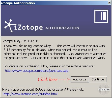 Download iZotope Alloy 2 v2 03 496 AAX DX RTAS VST x86 x64