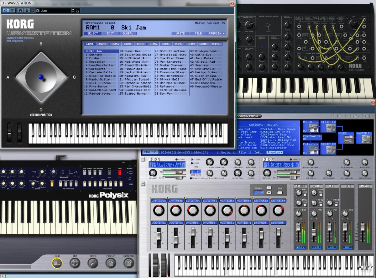 korg m1 plugin mac download