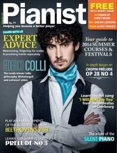 Download Pianist Magazine - April/May 2014 » AudioZ
