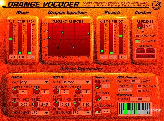 Free vocoder vst plugin download windows 7