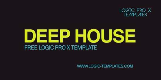 Download Deep House Free Logic Pro X Template Vol1 Audioz