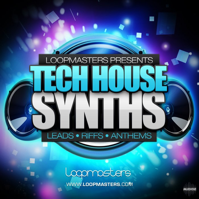 Download Loopmasters Tech House Synths MULTiFORMAT » AudioZ