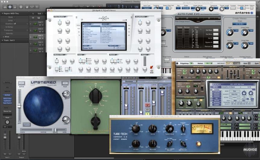 nexus 2 logic pro x download
