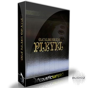 old black grand piano pleyel