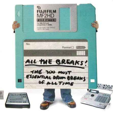 Download Turntable lab: all the Breaks  300 Essential Drum