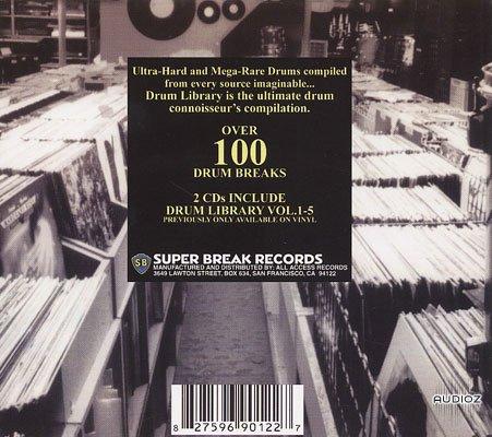 Download Drum Library Vol  1-5 by Paul Nice (DIGIPACK) » AudioZ