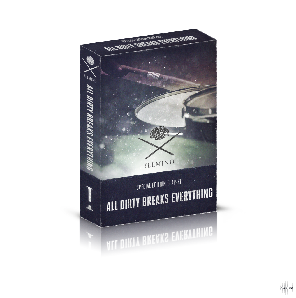 Download The Drum Broker Illmind All Dirty Breaks