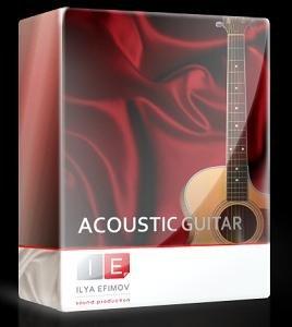 Download Ilya Efimov Acoustic Guitar KONTAKT » AudioZ
