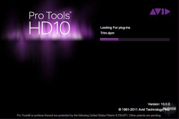 xvx pro tools 10