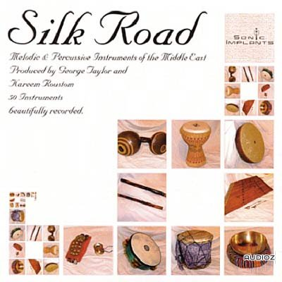Download Sonic Implants Silk Road Middle Eastern Instruments