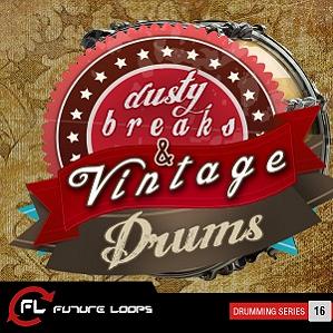 Download Future Loops Dusty Breaks Vintage Drums Wav Rex