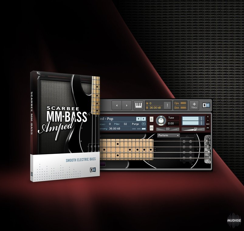 native instruments scarbee mm-bass amped