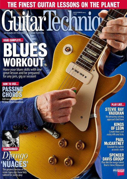 Techniques magazine pdf guitar