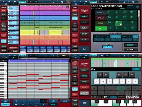 Download YAMAHA Mobile Music Sequencer v3 2 1 IOS » AudioZ