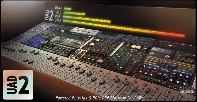 Download Computer Music - Classic Mixing With UAD Plugins » AudioZ