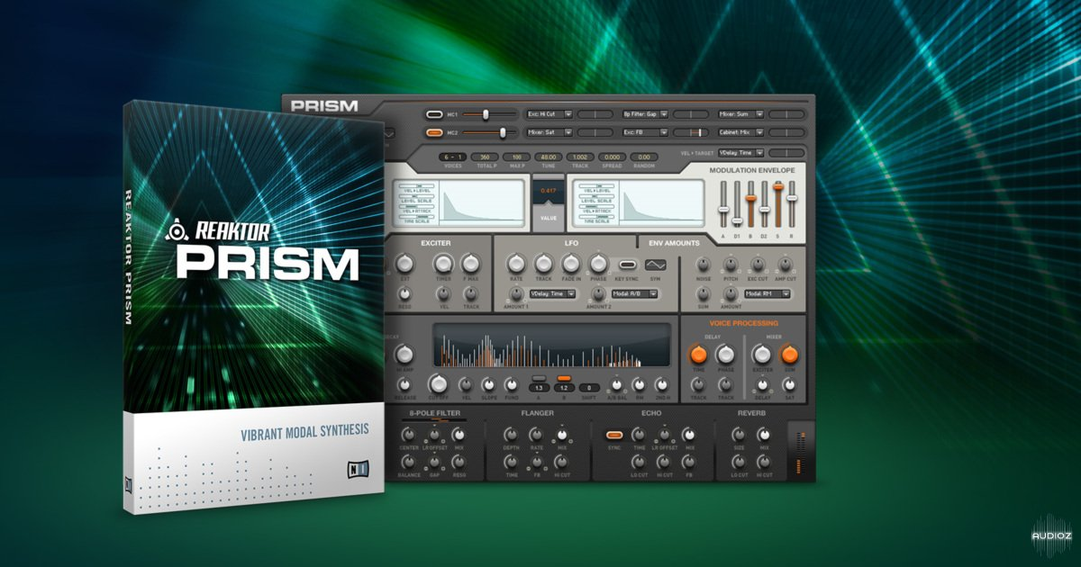 native instruments prism tutorial
