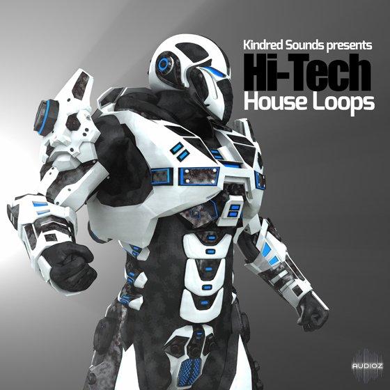 Kindred Sounds Hi-Tech House Loops Volume 1 WAV screenshot