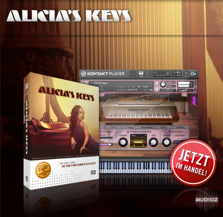 Download Native Instruments Alicias Keys v1 5 0 1 WiN/MAC