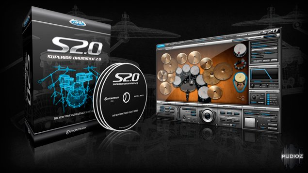 toontrack superior drummer 2.0 free download mac